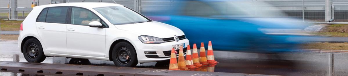 Autoreifen Bremstest |KFZ-Tucholke
